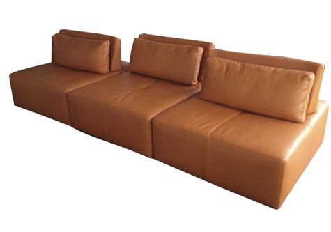 Bonnusa s a los mejores sof s de cuero sof s modernos for Sofas modernos contemporaneos